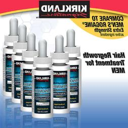 1/3/6/12months Kirkland Extra Strength Men Liquid MINOXIDIL
