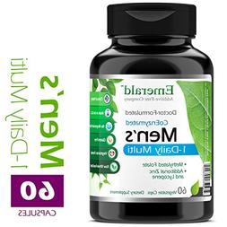 Men's 1-Daily Multi - Complete Daily Multivitamin with CoEnz