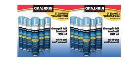 1 YEAR Kirkland Signature Foam Minoxidil 5% Men Hair Loss Re