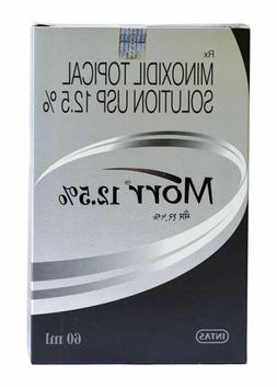 12.5% Minoxidil Extra Strength Hair Growth for Men. Fast, Fr