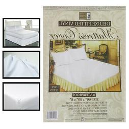 12 Pack Extra Strength Vinyl Mattress Cover Protectors Water