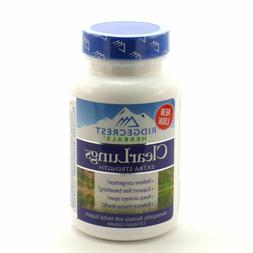 120 Capsules-Clear Lungs Extra Strength by Ridgecrest Herbal