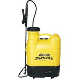Hudson 13854 Never Pump Bak-Pak 4 Gallon Battery Operated Sp