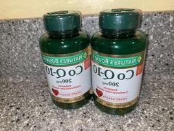2 natures bounty coq 10 extra strength