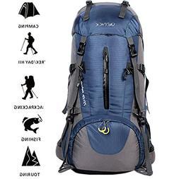 ONEPACK 50L Hiking Backpack Daypack Waterproof Outdoor Sport