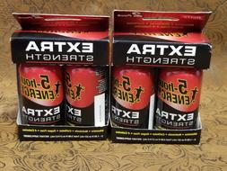 4x 5 hour energy extra strength Berry 2 x 2 pack 1.93 oz
