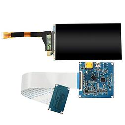 Ocamo 5.5 inch 2560x1440 2K LCD Screen HDMI to MIPI Driver C