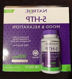 Natrol 5-Htp Time Release Extra Strength MOOD & RELAXATION 1