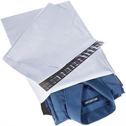 Metronic 100 Pcs 12 x 15.5 White Poly Mailer Envelopes Shipp