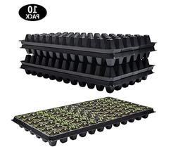 72 Cell Seed Starter Tray - 10 Pack, Extra Strength 1020 Sta