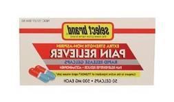 SAJ Distributors 7270168 Non-Aspirin Extra Strength Rapid Re