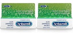 Benadryl Extra Strength Anti Itch Cream 1 Oz Tube