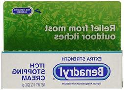 Benadryl Extra Strength Itch Stopping Cream, 1 Ounce - Buy P