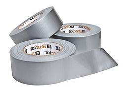Brackit Extra Strong Silver Duct Tape | Heavy Duty Duct Tape