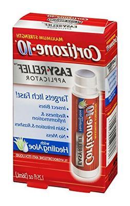 Cortizone 10 Easy Applcto Size 1.25z Cortizone 10 Easy Relie