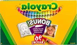 Crayola Crayons 96 ea