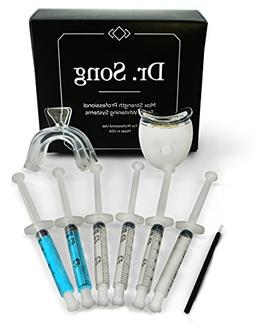 Dr Song Teeth Whitening Kit Carbamide Peroxide 3X Syringes L