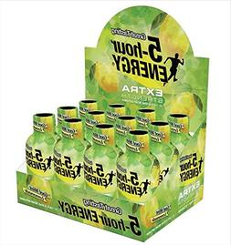 Extra Strength 5 Hour Cool Mint Lemonade Flavor | 12 Count