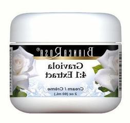 Extra Strength Graviola  4:1 Extract Cream