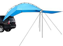 Leader Accessories Easy Set Up Camping SUV Tent/Awning/Canop