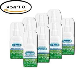PACK OF 8 - Benadryl Extra Strength Cooling Antihistamine An