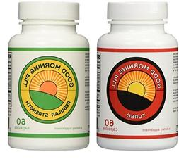 Perfect Day Energy Pills - Good Morning Pill & GMP Turbo  -