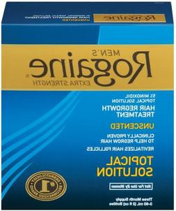Rogaine for Men, HairRegrowth Treatment Economy Pack-New Jum