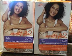 Sally Hansen All-Over Body Wax Kit X-Strength