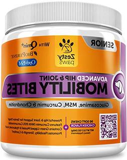 Senior Advanced Glucosamine for Dogs - For Hip & Joint Arthr