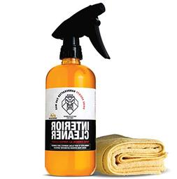 Shine Society Interior Cleaner, 100% All-Natural Extra Stren