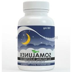 SomaLunex 100mg: Extra Strength Sleeping Pills/Stress Relief