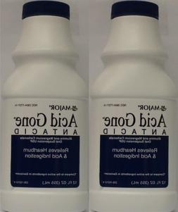 Acid Gone Antacid Liquid Generic for Gaviscon Regular Streng