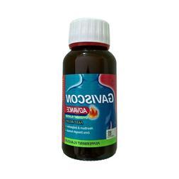 Gaviscon Advance Liquid 150ml For Gastric,Stomach Wind & Hea