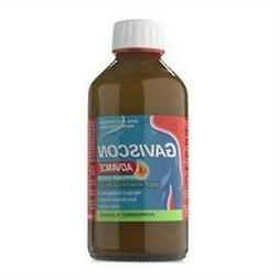 Gaviscon Advance Liquid Peppermint Flavour 500ml NEW
