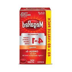 MegaRed Advanced 4-in-1 Omega-3 Fish Oil and Krill Oil Dieta