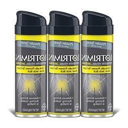 Lotrimin AF Jock Itch Antifungal Powder Spray, Miconazole Ni