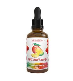 100% Pure African Mango Drops - Potent Fat Burner and Appeti