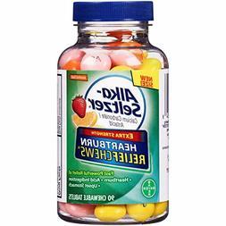Alka-Seltzer Extra Strength Heartburn ReliefChews - relief o