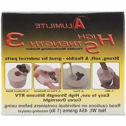 Amazing Casting Products Alumilite High Strength 3 Liquid Mo