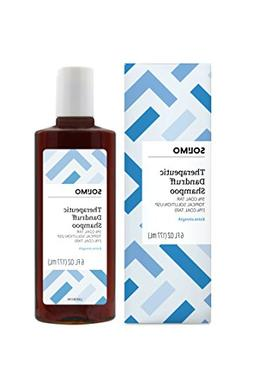Amazon Brand - Solimo Therapeutic Dandruff Shampoo, Extra St