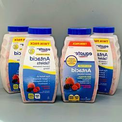 Equate Antacid 750mg Extra Strength Heartburn 200 Chewable T