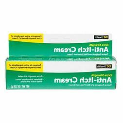 Anti-Itch Cream   1oz Tube -6 Pack