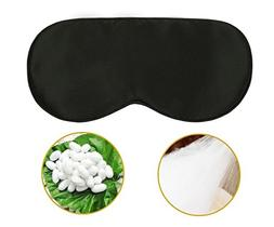 P & J Health 100% Natural Silk Sleep Mask, Super Comfortable