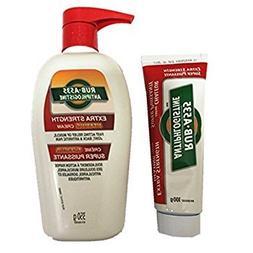 Rub A535 Antiphlogistine Extra Strength Cream 350g Bottles P