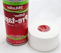 Mueller Atheltic MTAPE + Pre-Tape Spray Kit