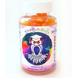 Better Brain Complete with Essential Omega 3-6-9 + DHA Gummi