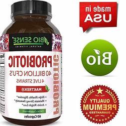 Bio Sense Pure Probiotics Formula for Men & Women Extra Stre