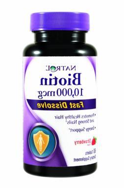 biotin fast dissolve tablets