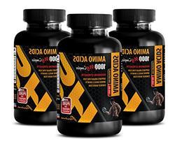 Bodybuilding Vitamins - Amino Acids 1000 mg Complex - Extra
