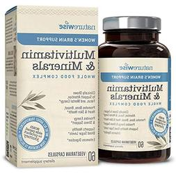 NatureWise Whole Food Multivitamin for Women | Whole Foods C